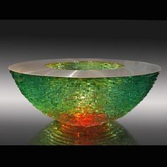 Matthew Curtis: Constructed Bowl Series | Pismo Fine Art Glass