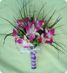 tropical wedding flowers table arrangements   Tropical Flower Arrangements Weddings on Weddings Flowers And Floral ...