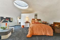 Inside the Flintstone House: More Spectacular Photographs - Yabba-Dabba-Doo! - Curbed SF