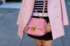 Perfect Shade of Pink via gal meets glam