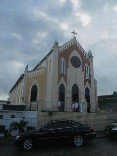 Igreja de Santa Teresinha_João Pessoa_Brasil