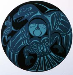 Pacific Spirit, Susan A. Native Art, Native Style, Tribal Animals, Native American Symbols, Haida Art, Inuit Art, Native Design, Canadian Art, Coastal Art