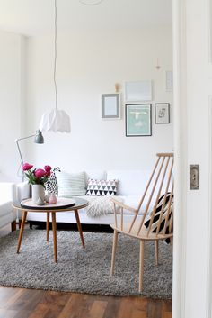 Wohnzimmer im Juni | woont - love your home