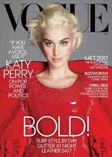 Beautiful fine-boned Hitchcock blonde were the words used by Vogues celebrity Photographer Mert Alas to describe superstar Katy Perry as she got ready to shoot for the top notch magazine.Katy who is one of the most celebrated musicians in the world (very evidentshe is the most followed celebrity on twitter) has come a long way since her Teenage Dream days and she is the latest cover star forVogue Magazine.  The star who was born Katheryn Hudson to religious Santa Barbara parents has been a…