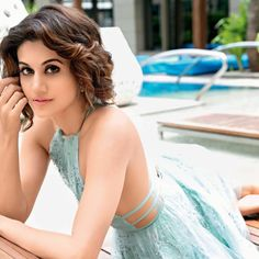 Taapsee Pannu AsiaSpa India 2017 July-August HD Images: The new diva Taapsee Pannu beautifully features on the 2017 AsiaSpa India magazine for the July-August edition. See all of her HD images from the photoshoot here! Bollywood Girls, Bollywood Actors, Bollywood Celebrities, South Indian Actress, Beautiful Indian Actress, Beautiful Actresses, Taapsee Pannu, Celebrity Magazines, Hollywood Heroines