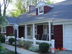 This particular color scheme is becoming more and more popular, as it's selected for its unique curb appeal. Description from rochester-southeast.certapro.com. I searched for this on bing.com/images