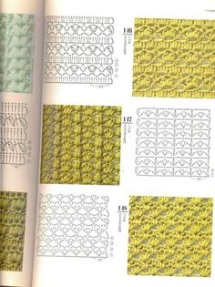 Here we have the unique tunisian crochet smock stitch which is a real beauty here. In the tutorial you will see how the stitch goes through: Crotchet Stitches, Crochet Motifs, Crochet Diagram, Crochet Stitches Patterns, Tunisian Crochet, Crochet Chart, Crochet Designs, Crochet Lace, Free Crochet