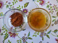 Miel + cannelle : masque anti rougeurs