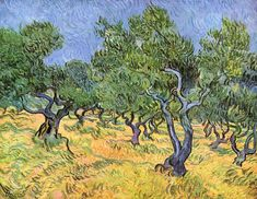 Vincent van Gogh Olive grove I painting for sale, this painting is available as handmade reproduction. Shop for Vincent van Gogh Olive grove I painting and frame at a discount of off. Vincent Van Gogh, Art Van, Claude Monet, Desenhos Van Gogh, Van Gogh Arte, Van Gogh Museum, Van Gogh Paintings, Oil Painting Reproductions, Henri Matisse