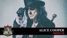 I just entered the Alice Cooper at Louisville Palace Ticket Giveaway!