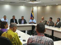 César Vega fue elegido como nuevo presidente del Metro de Caracas