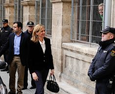 """Infanta Cristina of Spain, the sister of King Felipe VI, will be tried in court for tax fraud, a court in Palma de Mallorca has ruled. Her lawyer said before Friday's hearing that the Infanta, as the princess is known, was """"upbeat"""" about the appeal she had lodged.   Cristina had been seeking to have all corruption charges against her dismissed but now faces trial, possibly in 2016. While the court's decision comes as a blow, she will not face charges for money laundering."""