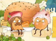 Happy Pancake Day!  Get excited for LADY PANCAKE & SIR FRENCH TOAST by Josh Funk, coming out in September!