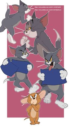 Tom And Jerry Show, Tom And Jerry Cartoon, Cartoon Icons, Cartoon Drawings, Cartoon Characters, William Hanna, Locked Wallpaper, Big Hero 6, Looney Tunes