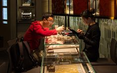 Gold demand in China, which overtook India as the largest user last year, will rise about 25 percent in the next four years as an increasing...