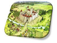 Historiando: A vida nos mosteiros e nas terras senhoriais