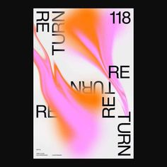 Cool poster by 👌🏽--- Typo Design, Layout Design, Branding Design, Branding Ideas, Typographic Poster, Typography, Lettering, Museum Identity, Museum Poster