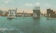 bmore harbor of old