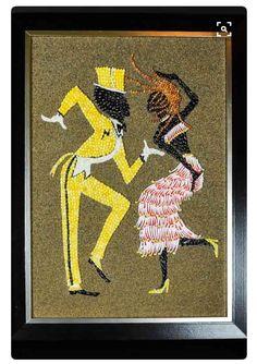 Dancing (Mosaic)