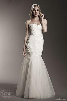 Amy Kuschel Wedding Dresses 2012   Wedding Inspirasi