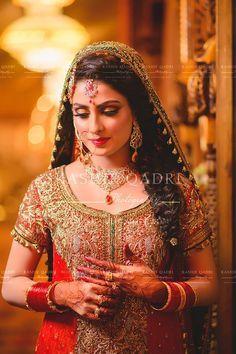 ayeza khan on her wedding
