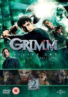grimm merchandise | Terug naar vorige pagina Home DVDs Grimm - Seizoen 2