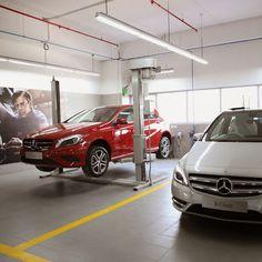 'My Mercedes' Inauguration