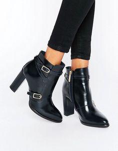 Tommy Hilfiger | Tommy Hilfiger TommyxGigi Nautical Heeled Ankle Boots
