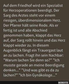 Auf dem Friedhof wird ein Spezialist.. | DEBESTE.de, Lustige Bilder, Sprüche, Witze und Videos