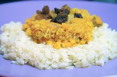 Terapia do Tacho: Caril de lentilhas vermelhas (Red lentils curry)