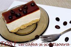 tort-cafea Dukan Diet, Pinterest Recipes, Cheesecake, Baking, Easy, Desserts, Food, Diet, Tailgate Desserts