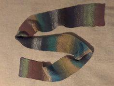 Noro Kureyon scarf