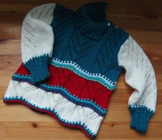 Sweater for spring. colorful sweater for kids