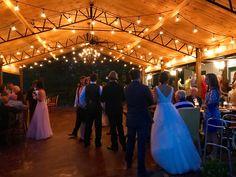 Dance Floor at Sanctuary Estate