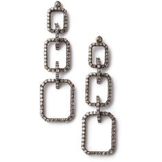 Link Earrings ❤ liked on Polyvore featuring jewelry, earrings, earrings jewellery and earring jewelry