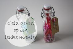 geld geven op een leuke manier Diy Presents, Diy Gifts, Chrismas Cards, Bday Cards, Diy Notebook, Love Cards, Little Gifts, Decoration, Party Time