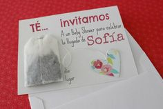 Invitación para baby shower hecha a mano | Blog de BabyCenter