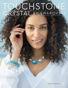 Touchstone Crystal Spring Summer 2015