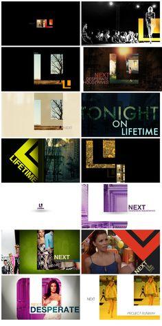 Lifetime Rebrand - Nate Howe Freelance Design + Art Direction