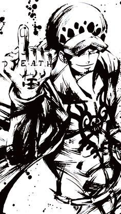 Dragon Ball Z Blut von Saiyajin - Goku mit Box - One Piece - Anime One Piece Manga, Ace One Piece, One Piece Series, One Piece Drawing, Zoro One Piece, Trafalgar One Piece, Trafalgar D Water Law, One Piece Pictures, One Piece Images