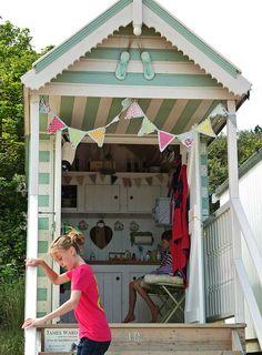 beach hut interior | hut interior wells next the sea north norfolk coastal beach hut