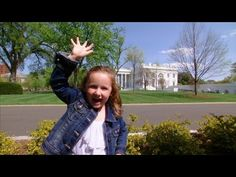 Macey Goes to The White House