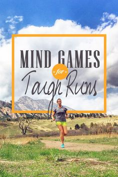 Mind Games for Tough Runs: How Others Push Through Mental Barriers via @runtothefinish