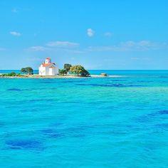 Elafonissos. Another visual take on Crete's dream coastline.