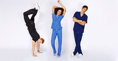 FIGS makes 100% awesome medical apparel made with ridiculously soft, technical fabrics tailored to perfection. Buy a set, Give a set.