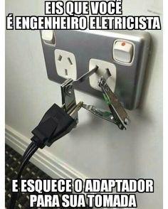 Confie em mim sou engenheiro