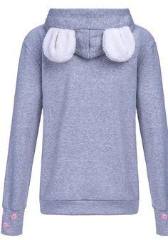 c792badeda0b Womens Cats Puppy Pet carry Pullover Sweatshirt Front Pocket Animal Ear  Kangaroo Hoodie | Women Clothing Trends | Dog hoodie, Fleece hoodie,  Kangaroo dog