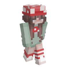 Minecraft Tips, Minecraft Tutorial, Cool Minecraft, Minecraft Creations, Minecraft Projects, Minecraft Crafts, Minecraft Designs, Minecraft Skins Kawaii, Minecraft Skins Female