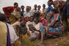Grace Hightower De Niro talks to Let's Talk Coffee Rwanda