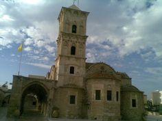Iglesia de San Lázaro Larnaca, Chipre